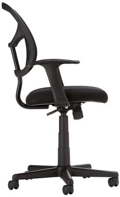 amazonbasics-mid-back-mesh-chair-best-ergonomic-office-chair-for-lower-back-pain