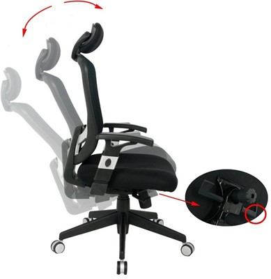 viva-office-best-office-chair-for-neck-pain