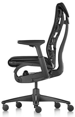 herman-miller-embody-best-office-chair-to-reduce-back-pain