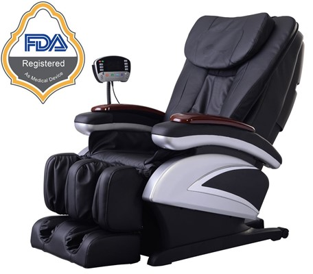 Best Massage Electric Shiatsu Chair - best massage chair for arthritis