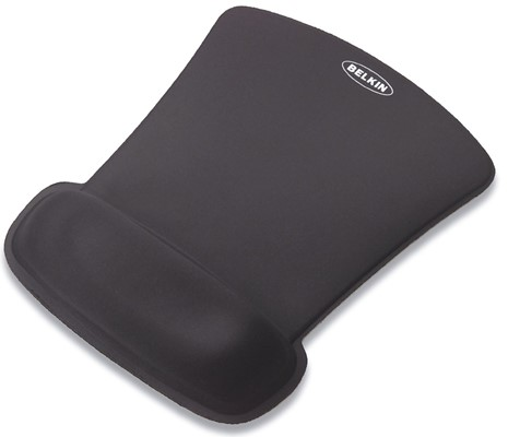 Belkin Waverest Gel Mouse Pad - best mouse pad with wrist support
