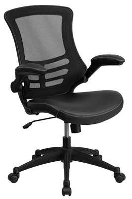 Flash Furniture Mid Back - best armchair for back pain