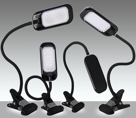Lofter - cool led desk lamp