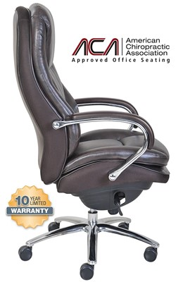 Serta 45637 - office chair 400 lb weight capacity