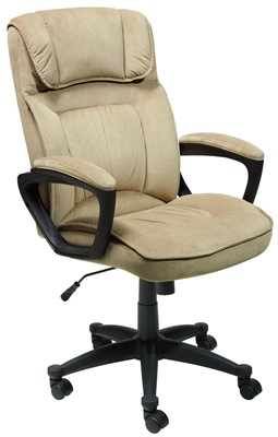 Serta Executive - best lounge chair for back