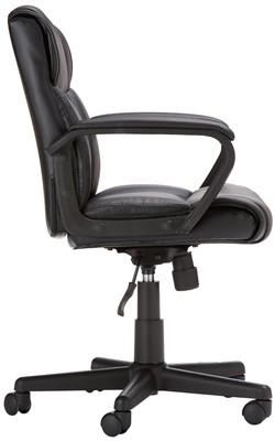 AmazonBasics Mid Back Chair - computer chair amazon