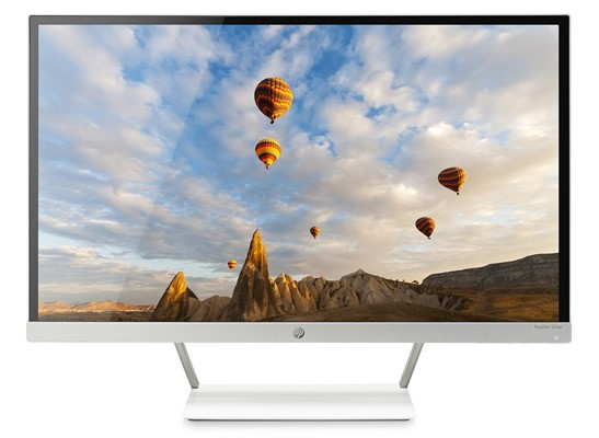 HP Pavilion 27xw 27-in IPS LED Backlit Monitor - hp pavilion 27xw 27-in ips led backlit monitor