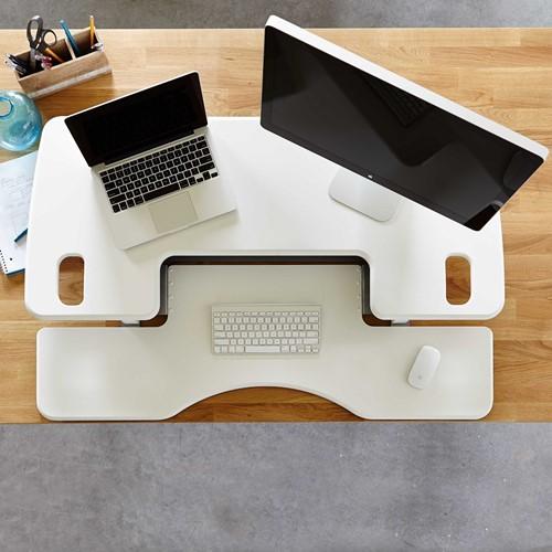 Varidesk Pro-Plus 48 - Varidesk Pro-Plus 48 table top