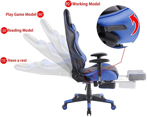 Top Gamer Ergonomic Gaming Chair - best affordable gaming chairs