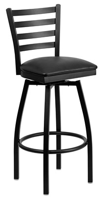 Flash Furniture Hercules Series Bar Stool - wooden bar stools with back swivel