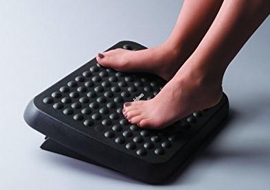 Fellowes Standard Foot Rest - foot rest stool for under computer desk
