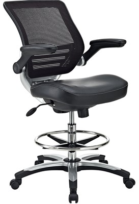 Modway Drafting Chair - best office chair for short person
