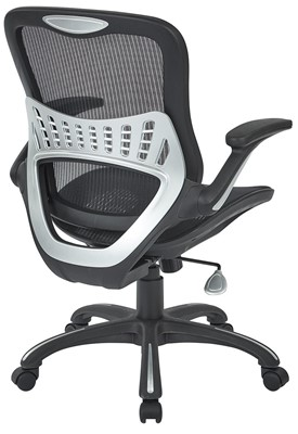 Office Star Mesh Back Chair - office chair for short