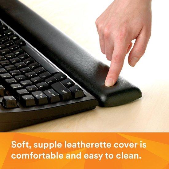 3M Gel Best Wrist Rest for Keyboard