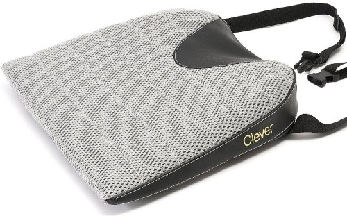 Clever Yellow Car Seat Cushion for long trip Review