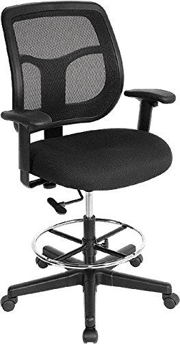 Eurotech Seating Apollo Best Drafting Chair Reviews for Standing Desk