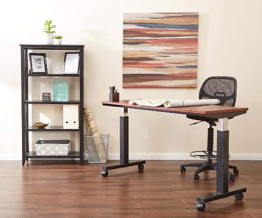 Office Star Deluxe Mesh Back best Drafting Chair Reviews for Standing Desk Amazon