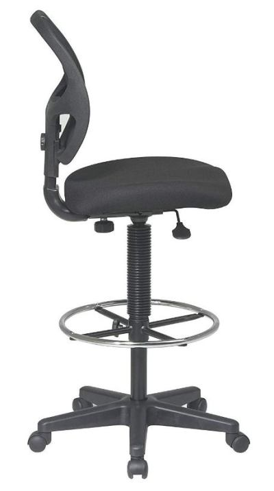 Office Star Deluxe Mesh Back best Drafting Chair Reviews for Standing Desk