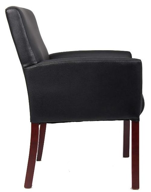 Boss Office Products B619 Guest Chair-Top 10 Best Visitor Chair Reviews for Office Amazon