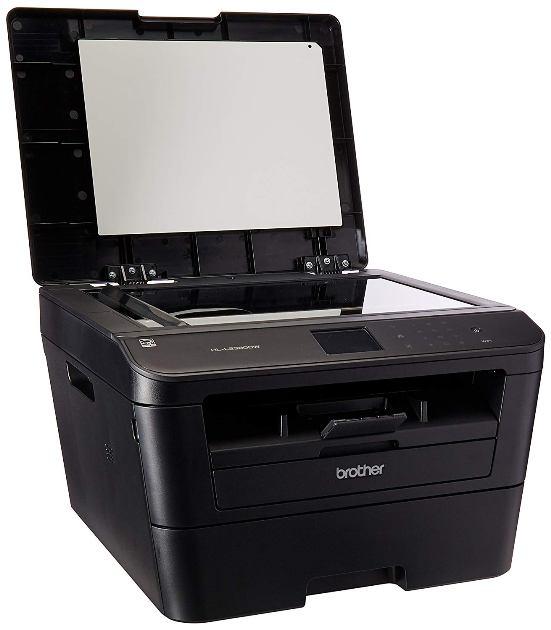 Brother HL-L2380DW Wireless Monochrome Laser Printer Review-Duplex Mode