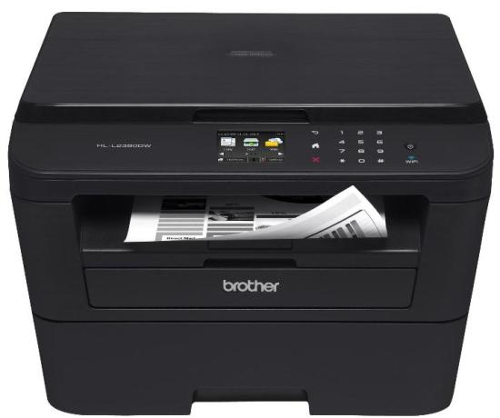Brother HL-L2380DW Wireless Monochrome Laser Printer Review-Features
