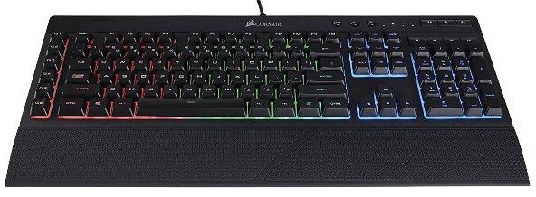 Corsair Gaming K55 RGB Keyboard Best Mechanical Keyboard Review
