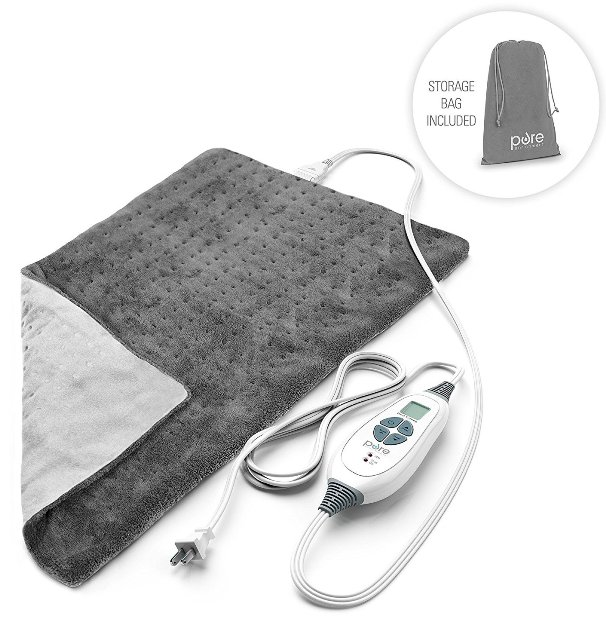 Pure Enrichment Best Heating Pad Reviews