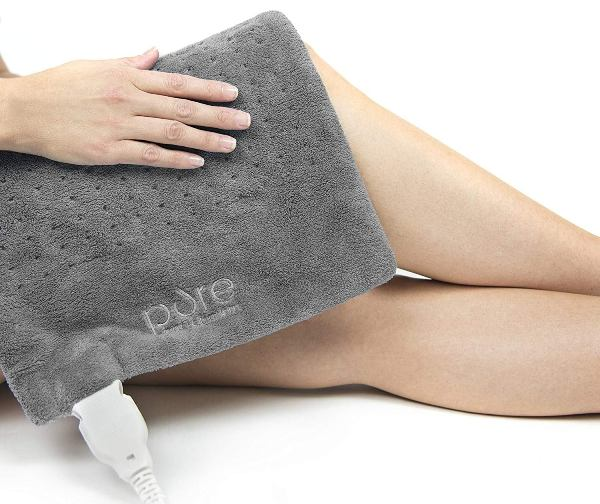 Pure Enrichment Top 10 Best Heating Pad Reviews Amazon