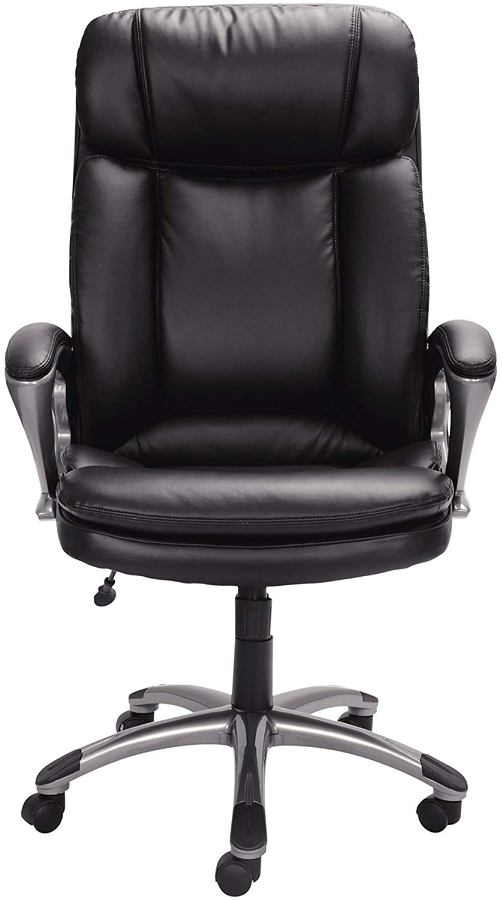 Serta 43675 Big and Tall Executive Chair-Top 10 Best Office Chairs Reviews for Tall People