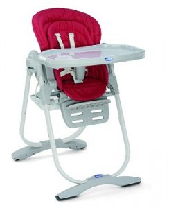 chicco chaise haute polly2start chicken