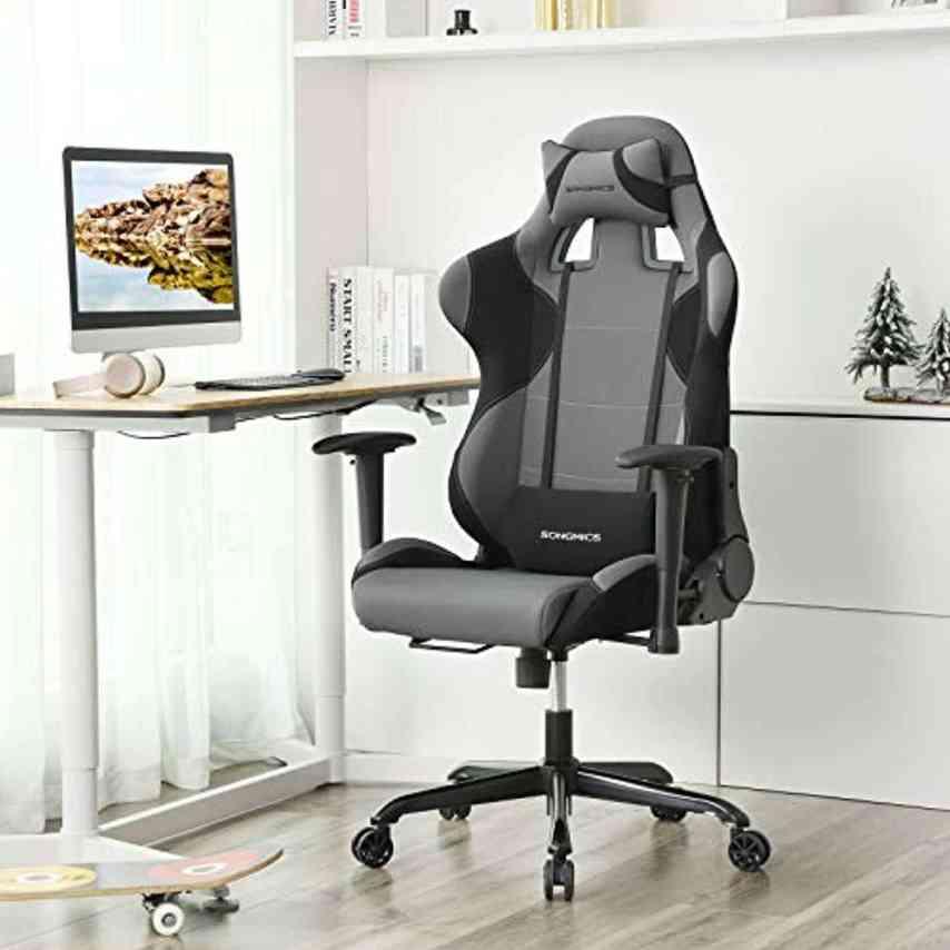 Songmics RCG02G premier du top 3 fauteuil gamer pas cher
