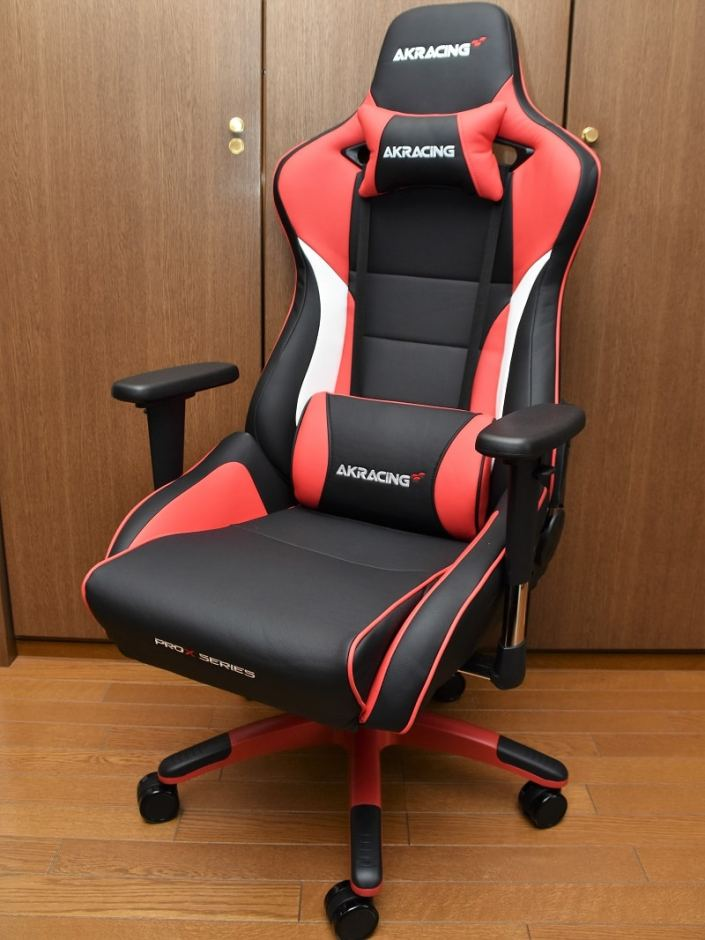 AkRacing ProX sixième du top 10 fauteuils gamer