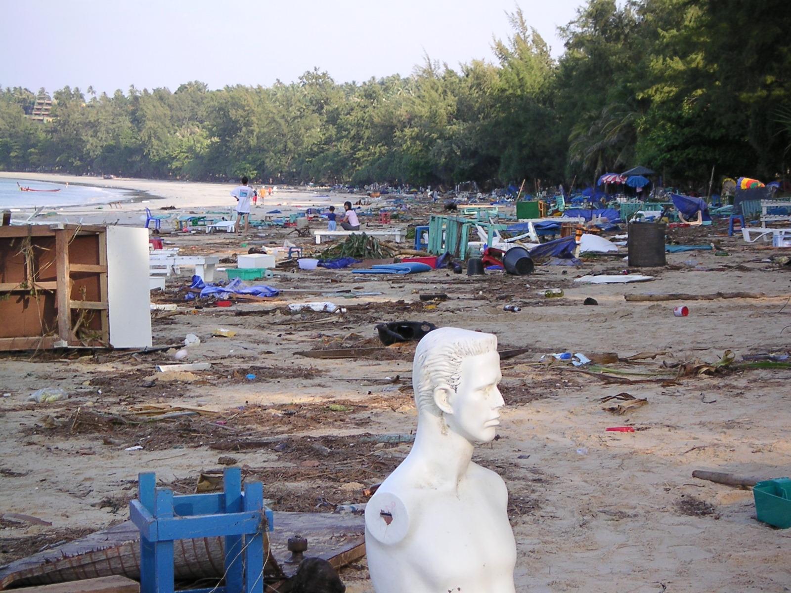 4th Anniversary Of The Tsunami Patong Beach