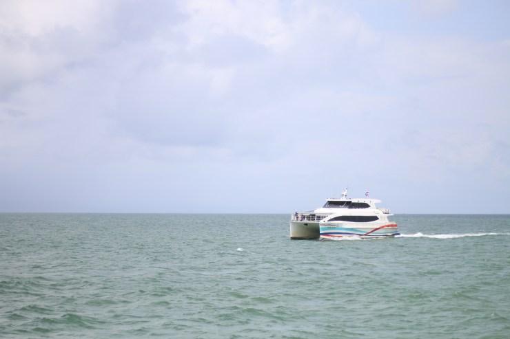 เรือบุญศิริ กำลังมาแล้ว