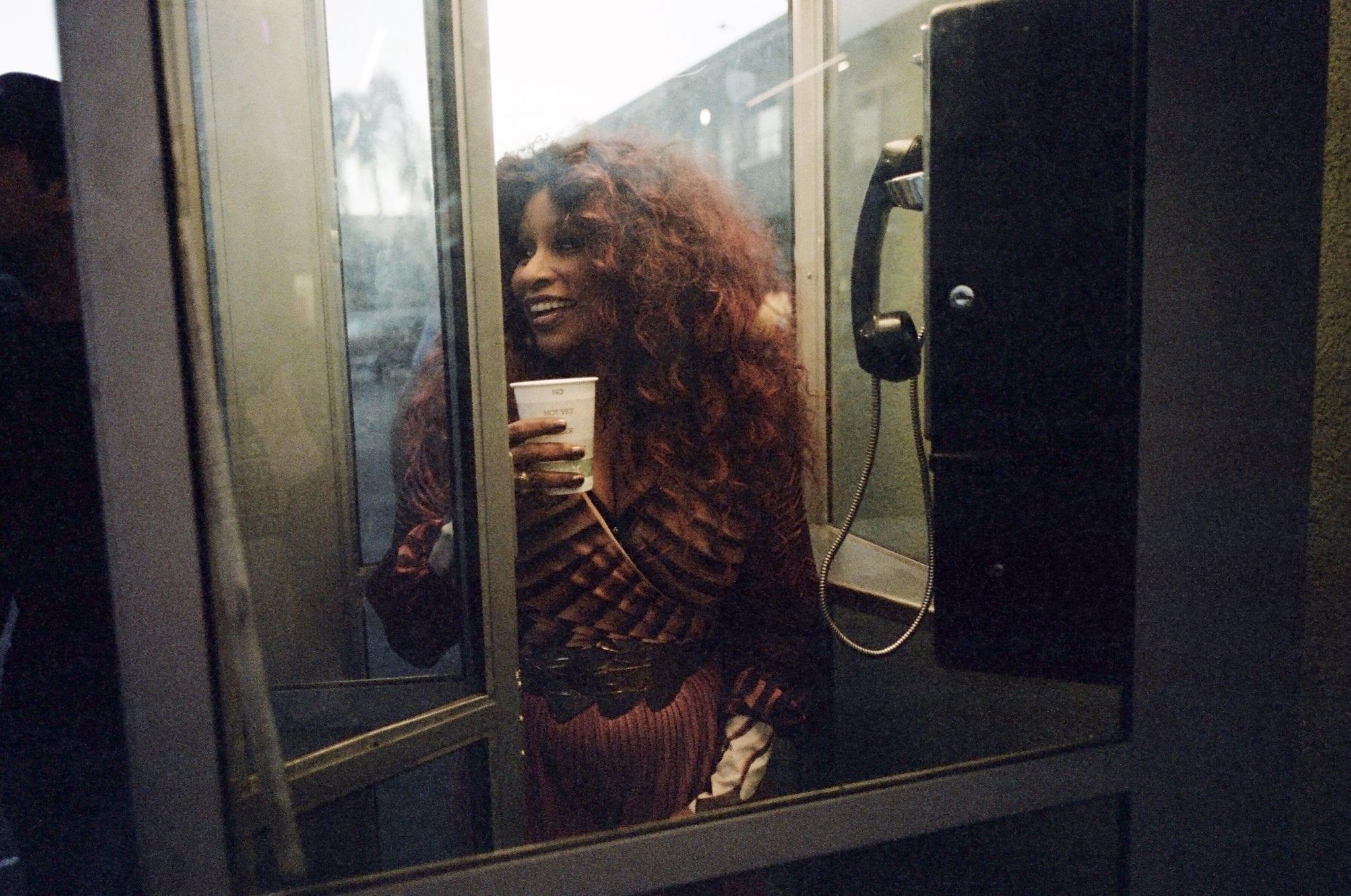 Chaka Khan #HelloHappiness Renell Medrano 5