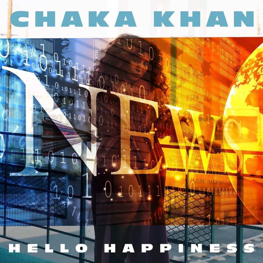 Chaka Khan #HelloHappiness News Image