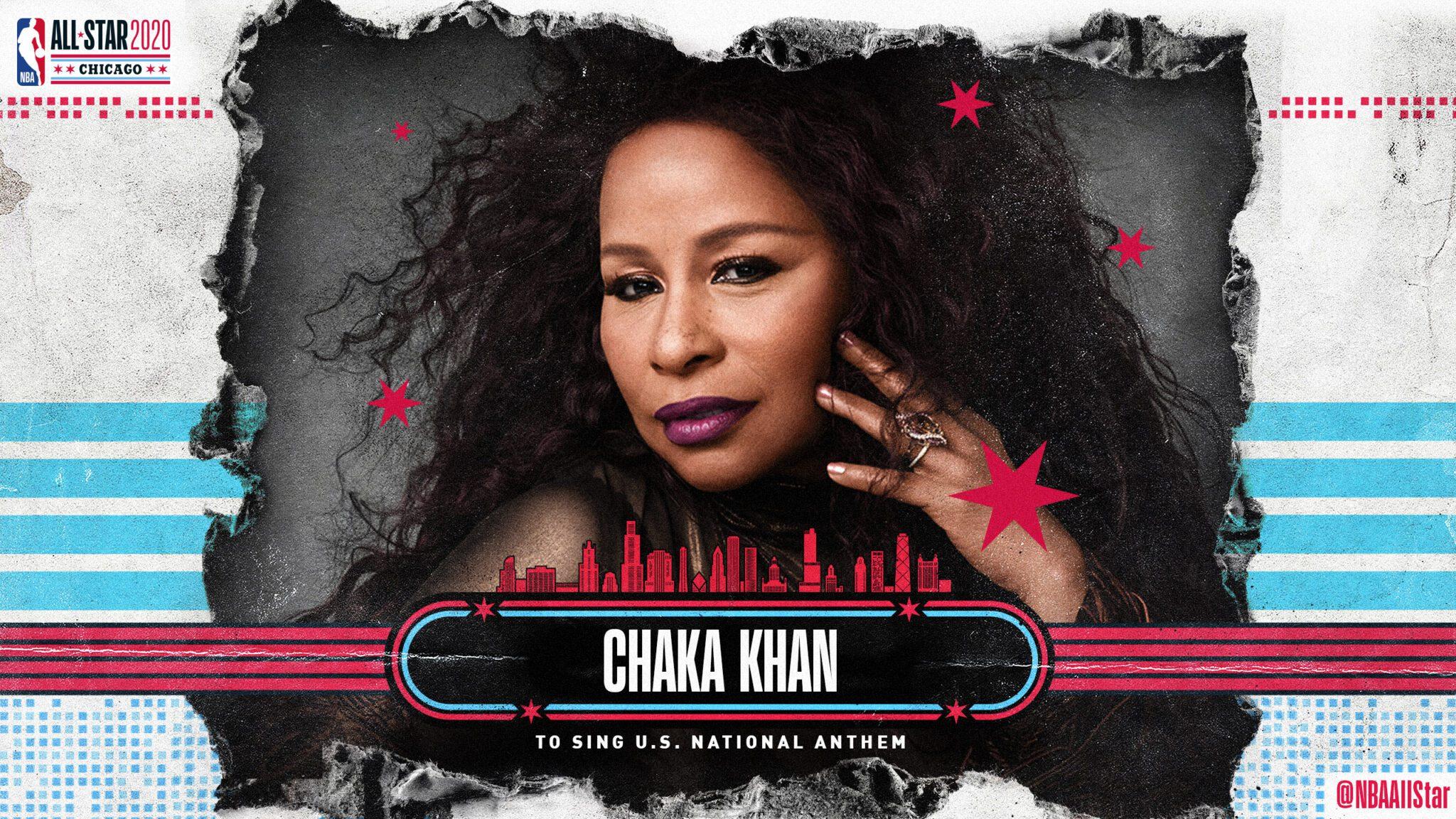 CHAKA KHAN | SINGING U.S. NATIONAL ANTHEM AT THE 2020 NBA ...