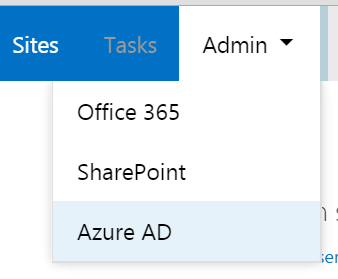 Access Azure Active Directory Portal From Your Office 365