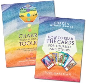 Chakra Wisdom Books