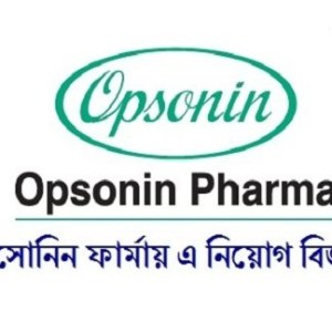 opsonin pharma ltd job circular