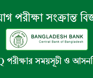 bangladesh bank exam date