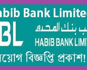 habib bank limited job circular