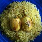 Masala Egg Biryani