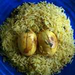 Egg Biryani | Fried Masala Egg Biryani |