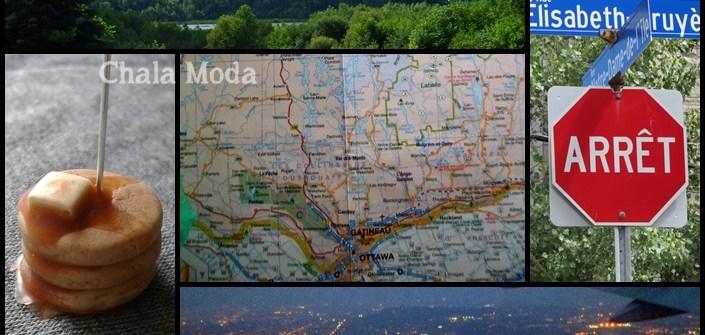 Road trip Quebec