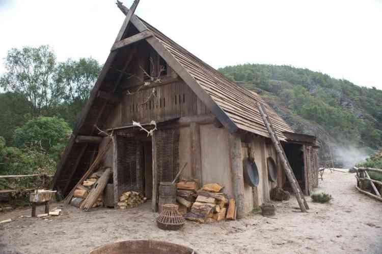 foto de chalé viking