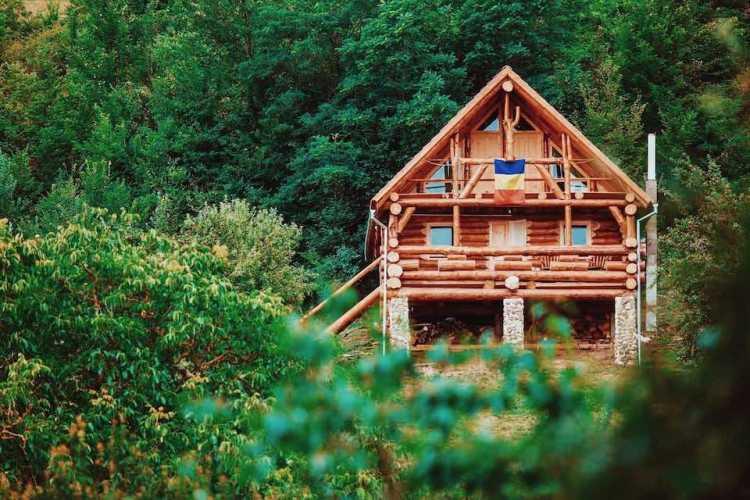 Hospedagem Heaven Log Cabin 1