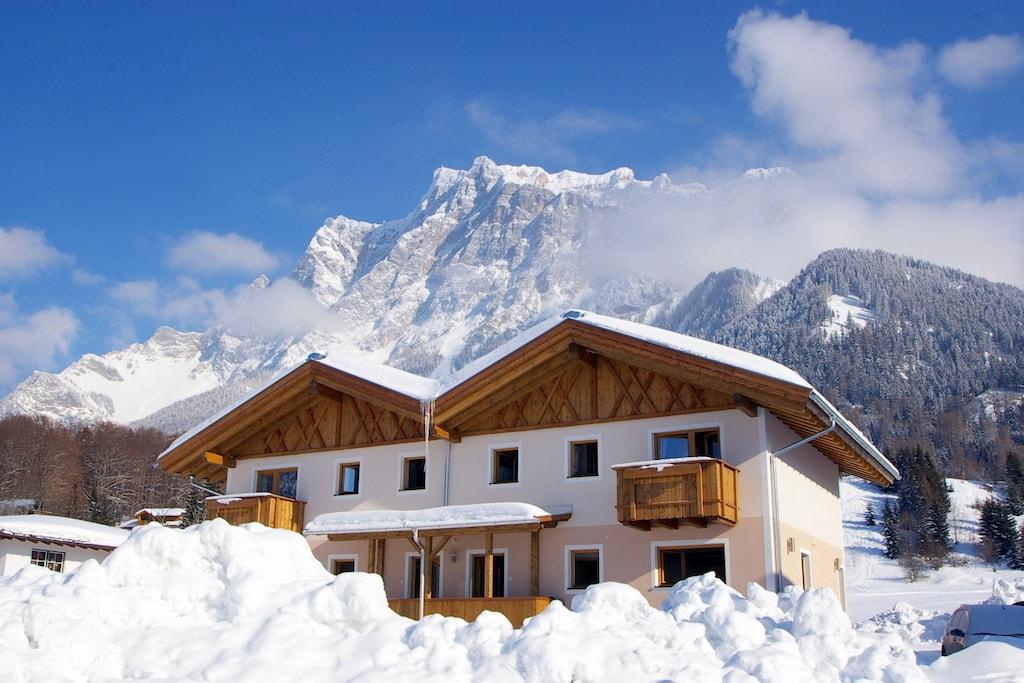Ferienhaus in Ehrwald für Familien