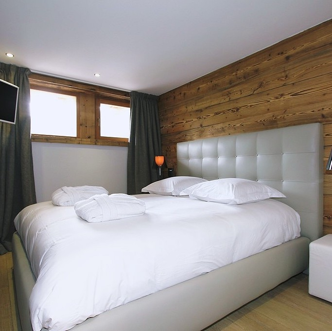 Chalet Alpes Sud Location chalet de luxe - Chalet Ours Blanc Vars