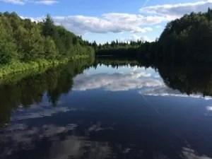 Lac Huron été
